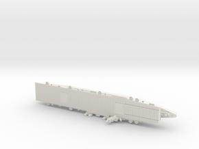 USS Princeton CV 1/1800 in White Natural Versatile Plastic