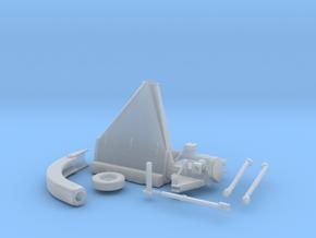 Taarup Schlegelhäcksler 1:45 in Smooth Fine Detail Plastic