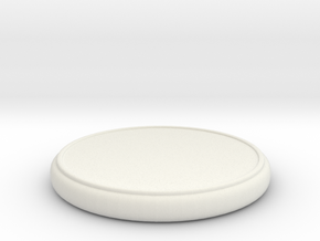 AlasraSpiritBladeESOBase in White Natural Versatile Plastic