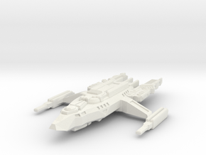 TrossonTankShip in White Strong & Flexible