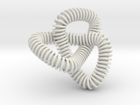 knot complicated in White Strong & Flexible