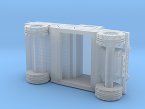 1/144 Humvee Cargo (Single Pack) in Smooth Fine Detail Plastic