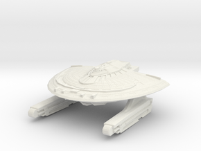 Fox Class FastScout in White Natural Versatile Plastic