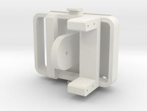 TT-CamMount GoPro MultiCopter Gimbal in White Natural Versatile Plastic