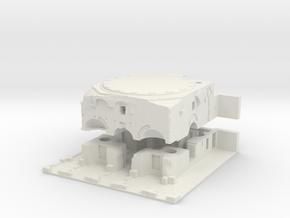 Roccabruna complex, Hadrian's Villa, Tivoli, Italy in White Natural Versatile Plastic