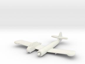 1/300 Blohm & Voss Bv  P 177 in White Natural Versatile Plastic