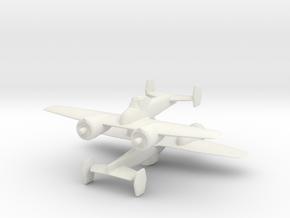 1/300 Grumman G34 Skyrocket / XF5F-1 (x2) in White Natural Versatile Plastic