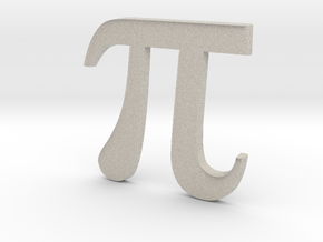 PI 3D in Natural Sandstone
