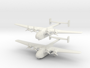 Arado Ar 232 Tausendfüßler Pair 1/285 6mm in White Natural Versatile Plastic