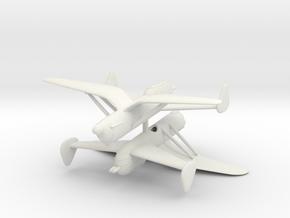 1/200 Arsenal Delanne 10 (x2) in White Natural Versatile Plastic