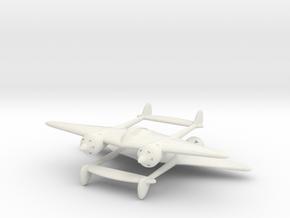 1/300 Grokhovsky G-38 (x2) in White Natural Versatile Plastic
