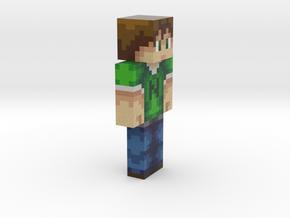 6cm | Green_germ in Full Color Sandstone