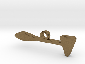 reflex hammer in Natural Bronze