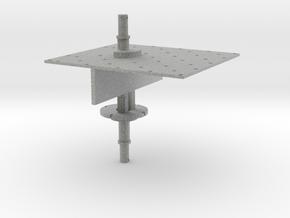 Rover, HOLDER2 in Metallic Plastic