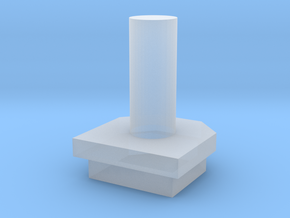 Galex Large Antenna 1/20th in Smooth Fine Detail Plastic