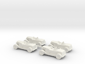 Alfa RLSS Set in White Strong & Flexible