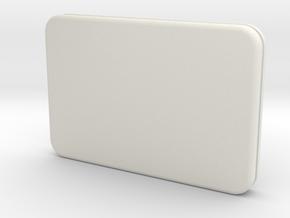 NxtGenPDD in White Natural Versatile Plastic