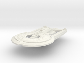 Alaska Class HvyCruiser Refit C in White Strong & Flexible