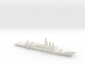 Oliver Hazard Perry 1/2400 in White Natural Versatile Plastic