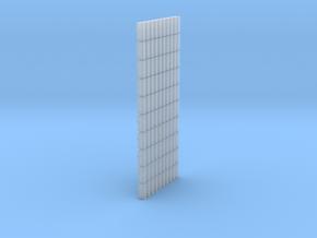 Sprue of 100 Toolboxes (N Gauge) in Smooth Fine Detail Plastic