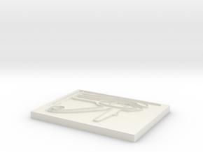 Horus in White Strong & Flexible