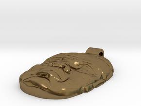 123DDesignDesktopSel in Polished Bronze