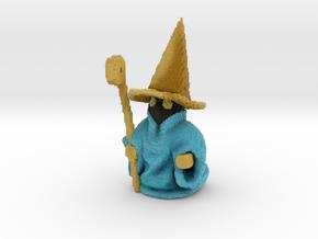 8-bit hero COLOR in Full Color Sandstone