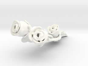 Accessorio Rose fiorangelo in White Strong & Flexible Polished