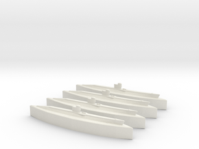 Sinsamudar 1/1800 x4 in White Natural Versatile Plastic