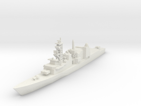Asagiri 1:700 X1 in White Natural Versatile Plastic