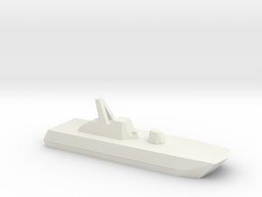 Skjold 1/1800 in White Natural Versatile Plastic