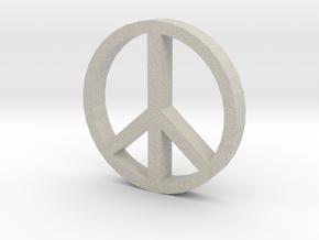 Peace 100 in Natural Sandstone