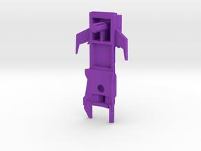 Gunship--R3 in Purple Strong & Flexible Polished