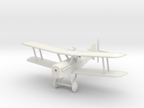 1/144 RAF SE5a in White Natural Versatile Plastic