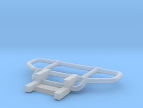 Rammschutz für Zetros in Frosted Ultra Detail