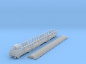FS MDVC Semipilota - N Scale in Smooth Fine Detail Plastic