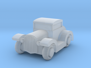 Hot Rod V19 in Smooth Fine Detail Plastic