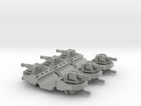 Pulson-A Combat Transport 1-403 Gun Module in Metallic Plastic