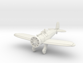 "1/144 Boeing P-26 ""Peashooter"" in White Natural Versatile Plastic"