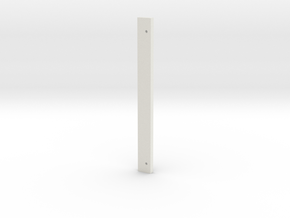 123DDesignDesktop in White Natural Versatile Plastic