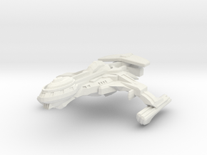 Defender Class Scout Frigate in White Strong & Flexible