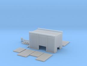 Opbouw Ziegler tankautospuit voor Herpa in Frosted Ultra Detail