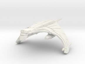 Thunderwing Class Scout in White Natural Versatile Plastic