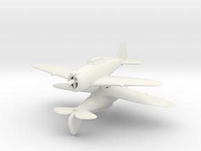 1/200 Republic P43 'Lancer' (x2) in White Natural Versatile Plastic