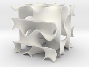 NodalC(y) in White Natural Versatile Plastic