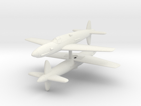 1/200 Dornier Do P 59 (x2) in White Strong & Flexible