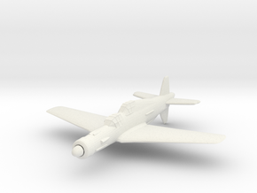 1/200 Dornier Do 335 A6 'Ameisenbär' in White Natural Versatile Plastic