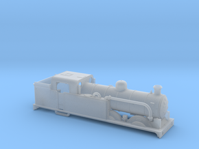 AJModels P02A Ivatt N1 Superheated with Condenser in Frosted Ultra Detail
