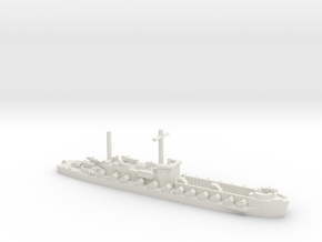 LCI(R) 1/700 scale in White Natural Versatile Plastic