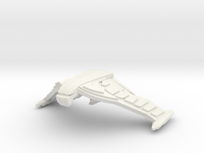 WingVengance Refit Class Cruiser in White Natural Versatile Plastic